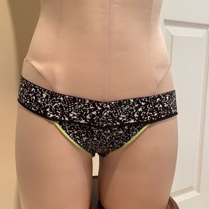 9 Victoria's Secrets & Pink extra low rise thongs